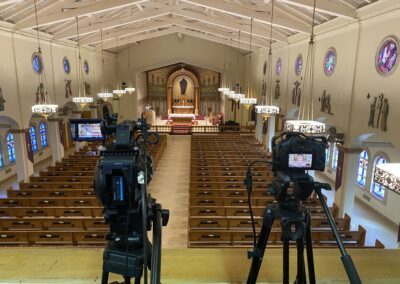 Church Live Video Streaming